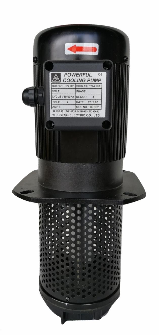 TC-2150 1/2HP Coolant pump, 150mm (6