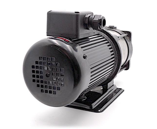 Multi-stages Horizontal Machine Coolant Pump 140mm stem 4T(4m3/h) Coolant Pump 2 impellers 4