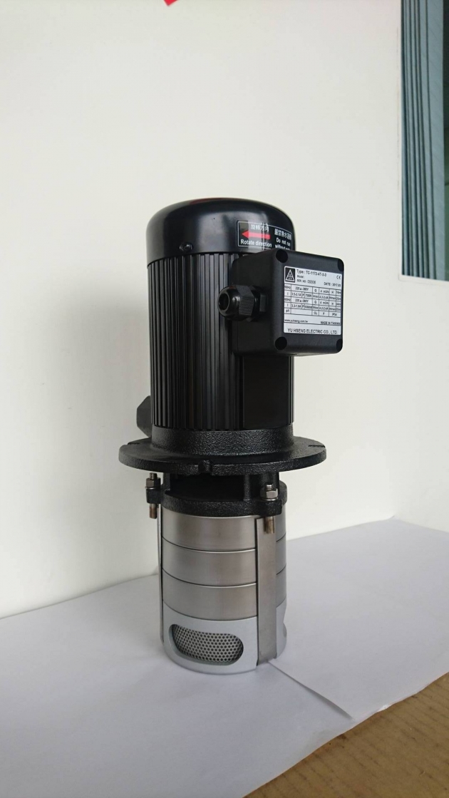 Multi-stages Coolant Pump 172mm (7